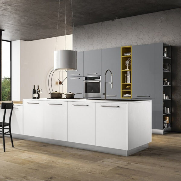 High Quality Modular Lacquer Kitchen Cabinets Cbmmart